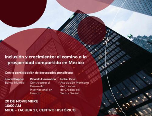 Inclusión y crecimiento. El camino a la prosperidad compartida en México