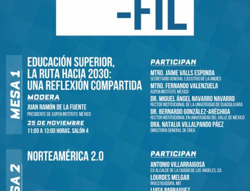 Seminario Internacional Aspen-FIL 2018