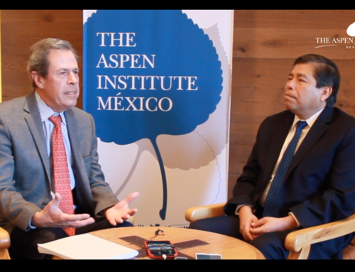 Conversatorio AspenMx: Tonatiuh Guillén